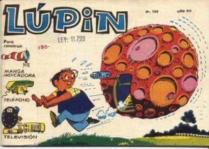 Lúpin n° 138 Año 12, 1977 [PDF]