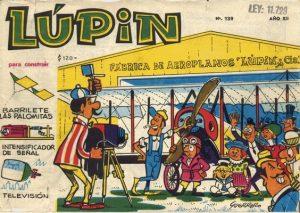 Lúpin n° 139 Año 12, 1977 [PDF]