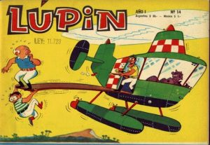 Lúpin n° 14 Año 1, 1966 [PDF]
