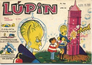 Lúpin n° 140 Año 12, 1977 [PDF]