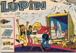 Lúpin n° 143 Año 12, 1977 [PDF]