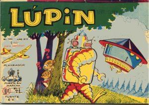 Lúpin n° 144 Año 12, 1977 [PDF]
