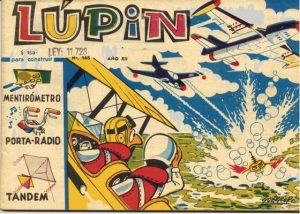 Lúpin n° 145 Año 12, 1977 [PDF]