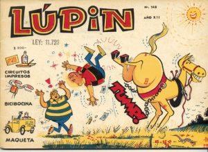 Lúpin n° 148 Año 13, 1978 [PDF]