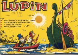 Lúpin n° 149 Año 13, 1978 [PDF]