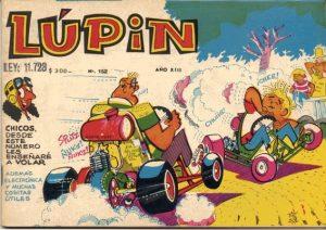 Lúpin n° 152 Año 13, 1978 [PDF]