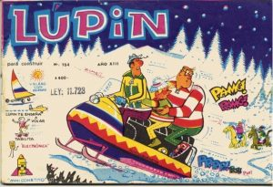 Lúpin n° 154 Año 13, 1978 [PDF]