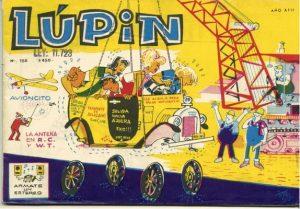 Lúpin n° 156 Año 13, 1978 [PDF]