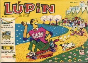 Lúpin n° 158 Año 13, 1978 [PDF]