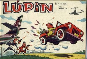 Lúpin n° 16 Año 1, 1966 [PDF]