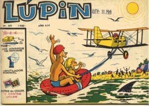 Lúpin n° 161 Año 14, 1979 [PDF]