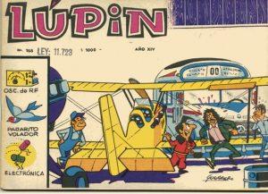 Lúpin n° 165 Año 14, 1979 [PDF]