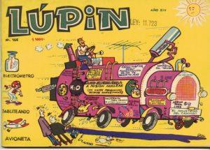 Lúpin n° 166 Año 14, 1979 [PDF]