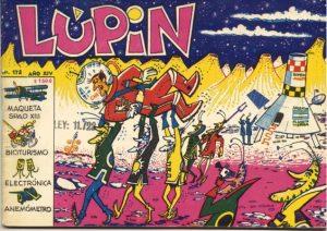 Lúpin n° 172 Año 14, 1979 [PDF]