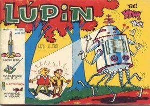 Lúpin n° 174 Año 15, 1980 [PDF]