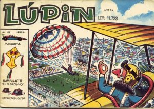 Lúpin n° 175 Año 15, 1980 [PDF]