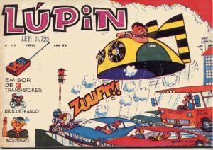 Lúpin n° 176 Año 15, 1980 [PDF]
