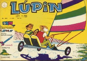 Lúpin n° 184 Año 15, 1980 [PDF]