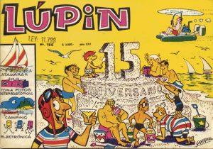 Lúpin n° 185 Año 16, 1981 [PDF]