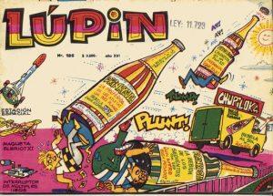 Lúpin n° 186 Año 16, 1981 [PDF]