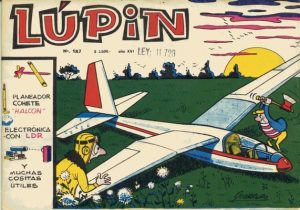 Lúpin n° 187 Año 16, 1981 [PDF]