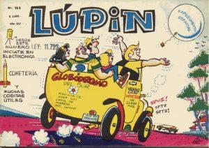 Lúpin n° 188 Año 16, 1981 [PDF]