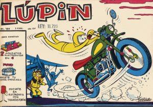 Lúpin n° 189 Año 16, 1981 [PDF]