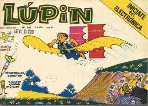 Lúpin n° 192 Año 16, 1981 [PDF]