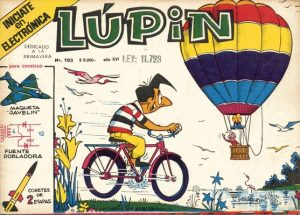 Lúpin n° 193 Año 16, 1981 [PDF]