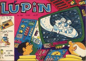 Lúpin n° 194 Año 16, 1981 [PDF]