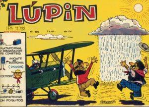 Lúpin n° 195 Año 16, 1981 [PDF]