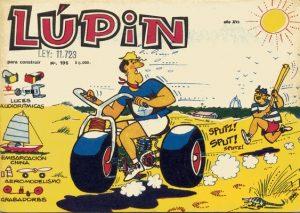 Lúpin n° 196 Año 16, 1981 [PDF]