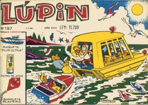 Lúpin n° 197 Año 17, 1982 [PDF]