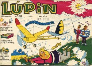 Lúpin n° 198 Año 17, 1982 [PDF]