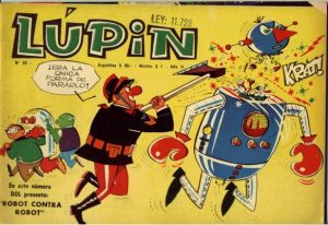Lúpin n° 20 Año 2, 1967 [PDF]