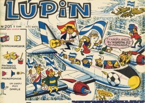 Lúpin n° 201 Año 17, 1982 [PDF]