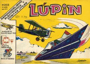 Lúpin n° 203 Año 17, 1982 [PDF]