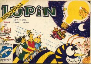 Lúpin n° 204 Año 17, 1982 [PDF]