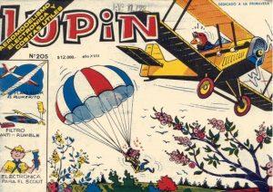 Lúpin n° 205 Año 17, 1982 [PDF]