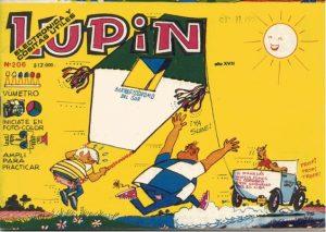 Lúpin n° 206 Año 17, 1982 [PDF]