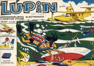 Lúpin n° 207 Año 17, 1982 [PDF]