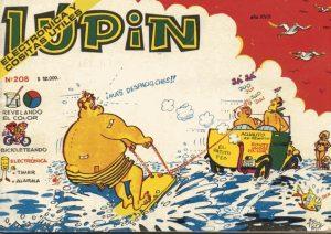Lúpin n° 208 Año 17, 1982 [PDF]