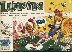 Lúpin n° 209 Año 18, 1983 [PDF]