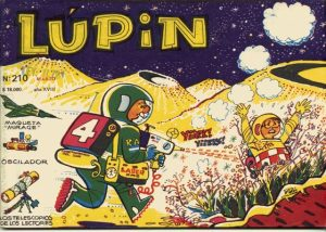 Lúpin n° 210 Año 18, 1983 [PDF]