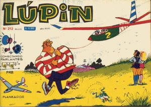 Lúpin n° 212 Año 18, 1983 [PDF]