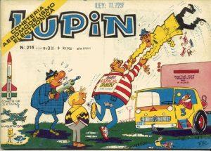 Lúpin n° 214 Año 18, 1983 [PDF]