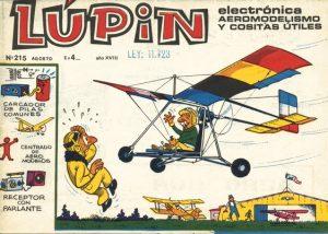 Lúpin n° 215 Año 18, 1983 [PDF]