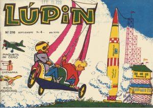 Lúpin n° 216 Año 18, 1983 [PDF]