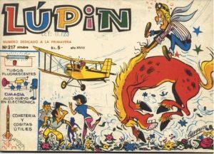 Lúpin n° 217 Año 18, 1983 [PDF]