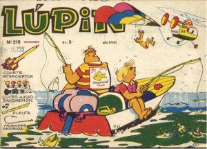 Lúpin n° 218 Año 18, 1983 [PDF]